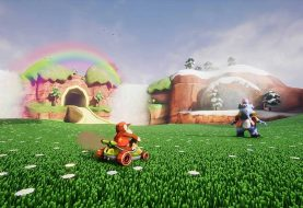 Diddy Kong Racing ricreato in Unreal Engine