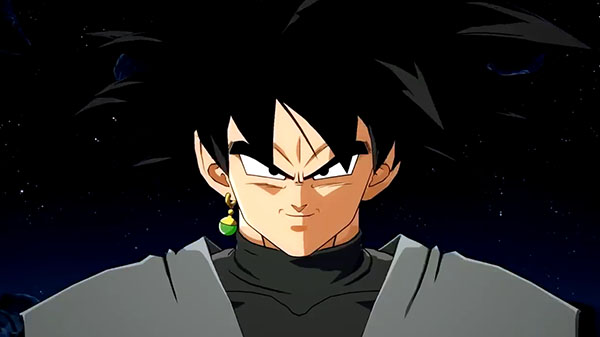 Dragon Ball FighterZ - Trailer per Goku Black