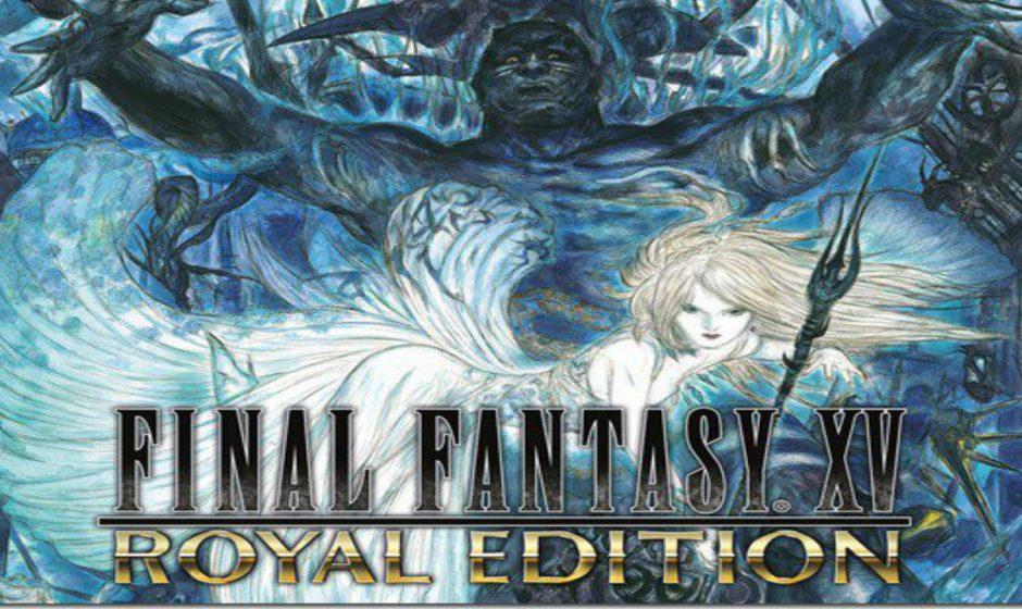 Annunciata la Final Fantasy XV: Royal Edition