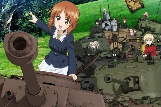 Secondo video trailer per Girls und Panzer: Dream Tank Match