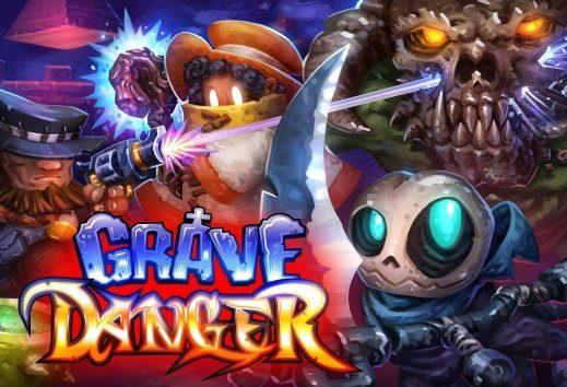 Grave Danger: The Ultimate Edition in arrivo anche su console