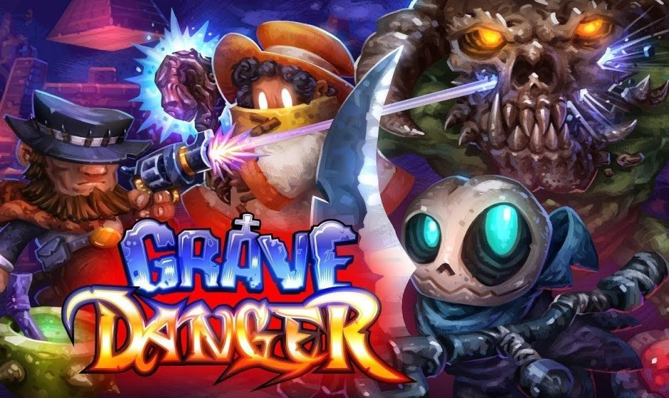 Grave Danger: The Ultimate Edition in arrivo anche su console