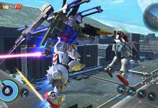 Nuovo Gundam Breaker in arrivo