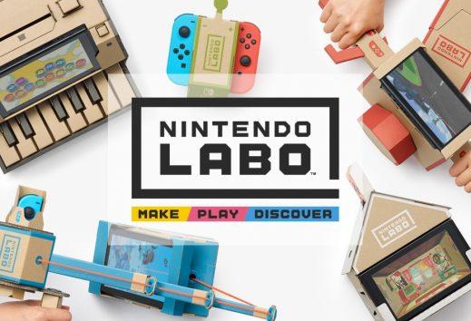 Nintendo Labo la resistenza sarà parte del divertimento