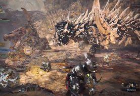 Monster Hunter World: Gameplay nella Rotten Vale