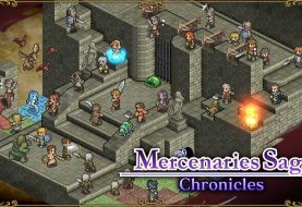 Mercenaries Saga Chronicles arriva in Europa l'8 Febbraio