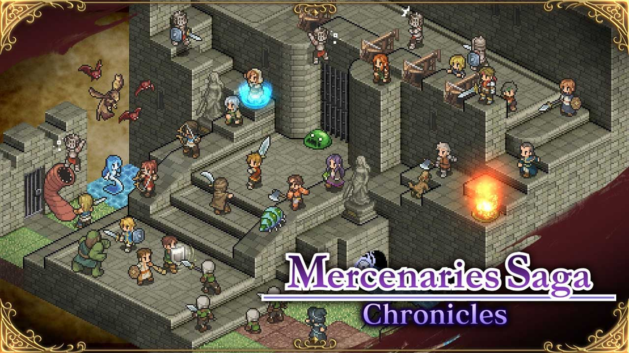 Mercenaries Saga Chronicle