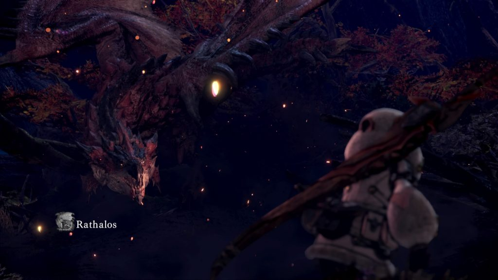 Monster Hunter World rilascia l'aggiornamento 1.05