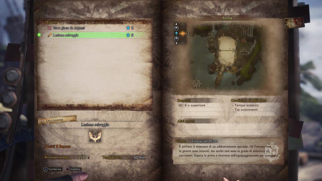 Monster Hunter World I Primi Contenuti Online Rilasciati