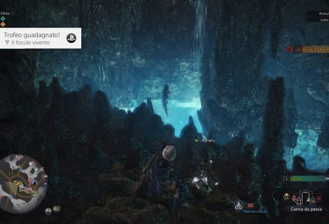 Ottenere il trofeo Il Fossile Vivente su Monster Hunter World