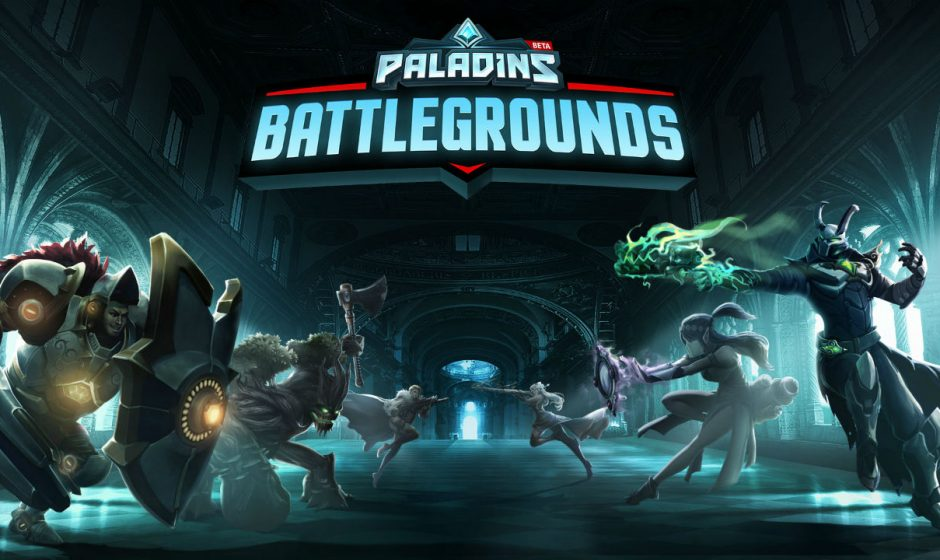 Un'ora di gameplay per Paladins: Battlegrounds