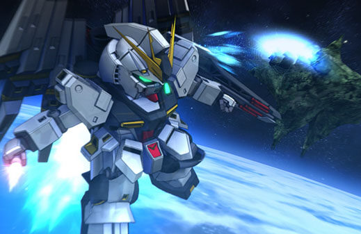 SD Gundam G Generation Genesis annunciato per Switch