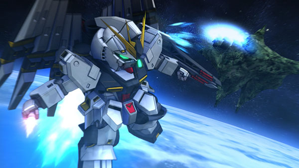SD Gundam G Generation Genesis Switch