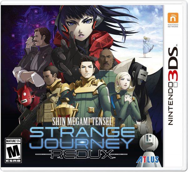 Shin Megami Tensei Strange Journey Redux data uscita
