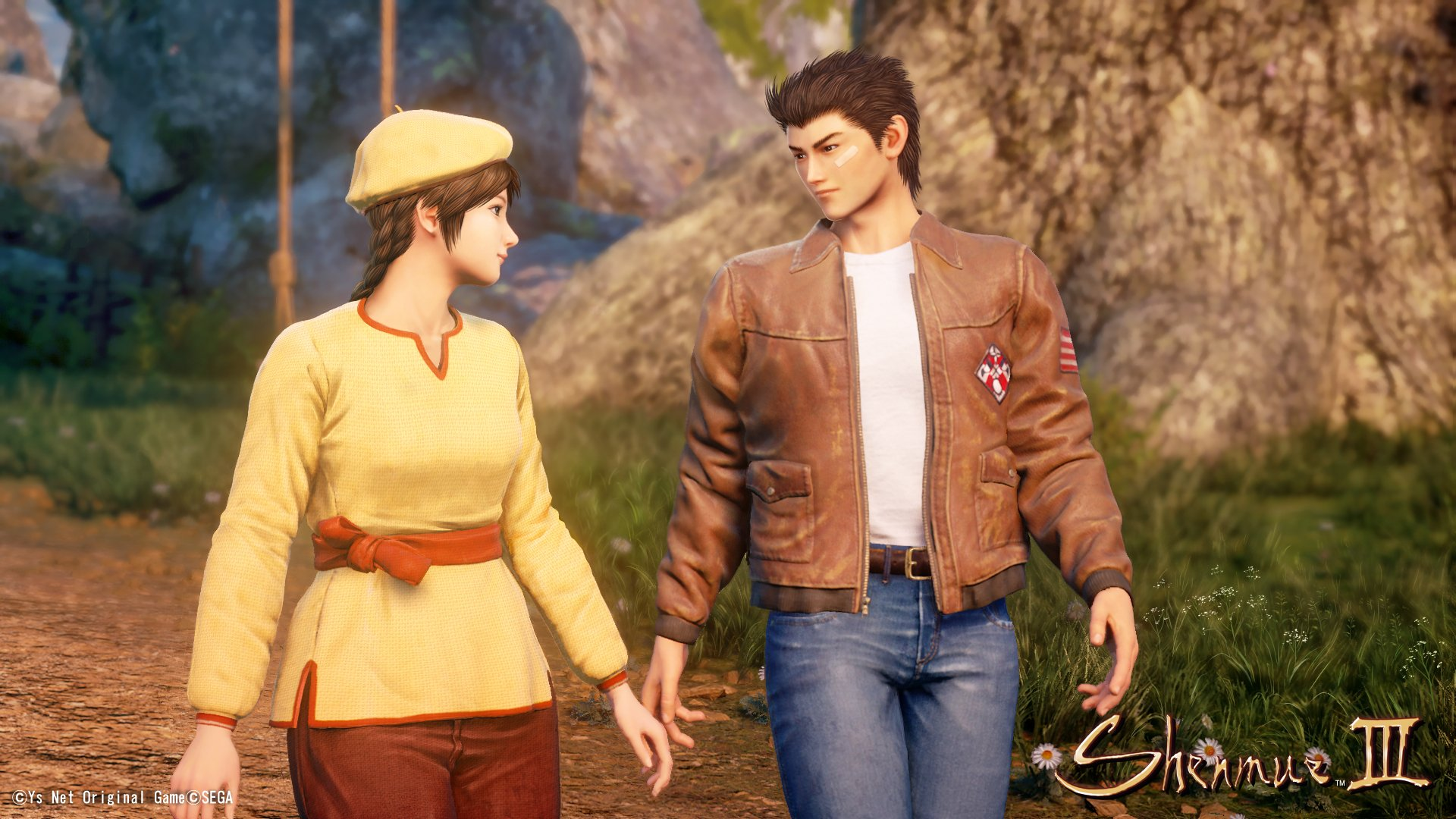 Shenmue III battle system