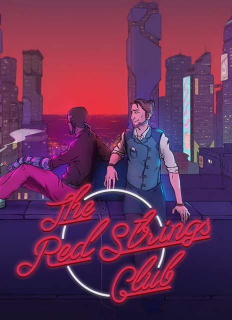 Cover The Red Strings Club