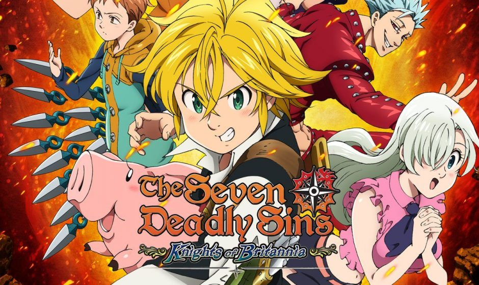 Carrellata di nuovi trailer per The Seven Deadly Sins