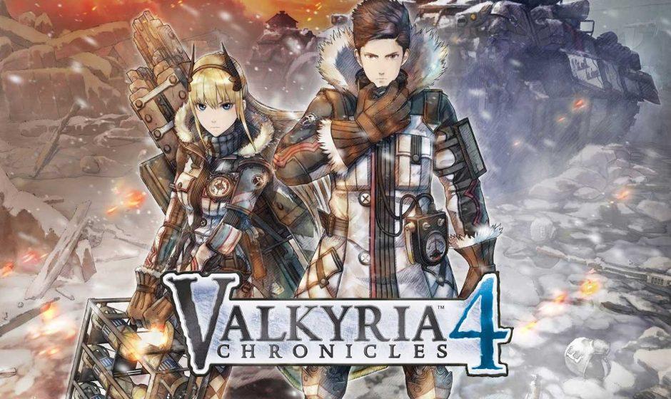 Demo di Valkyria Chronicles 4 in arrivo sul PSN