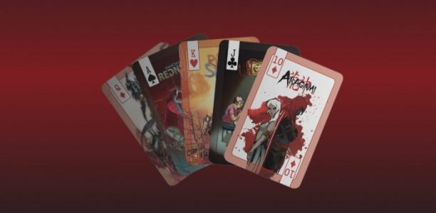 VideoGames Indie Playing Cards