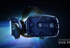 CES 2018: Annunciato il nuovo visore HTC Vive Pro