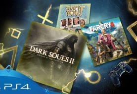 PlayStation Plus: Dark Souls II e Far Cry 4 tra i titoli di Febbraio?