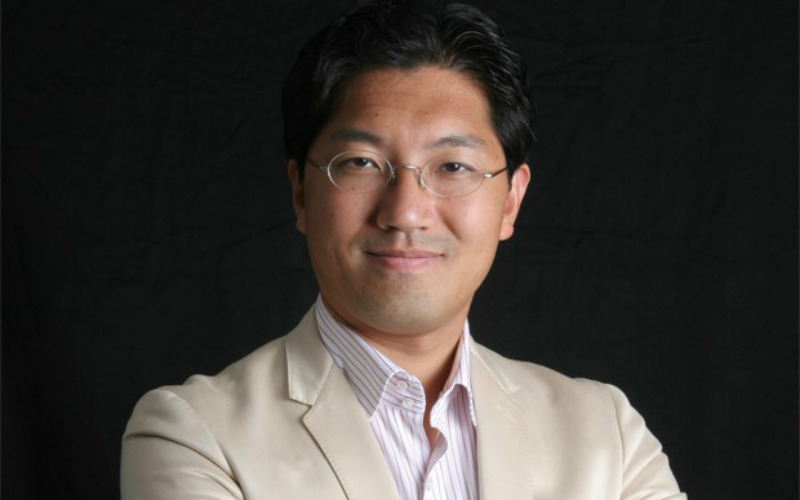 Yuji Naka Square Enix