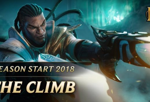 League of Legends: The Climb, il nuovo cinematic
