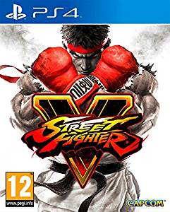 Cover Street Fighter V