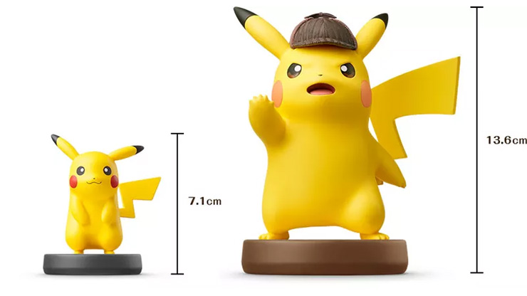Detective Pikachu lancio