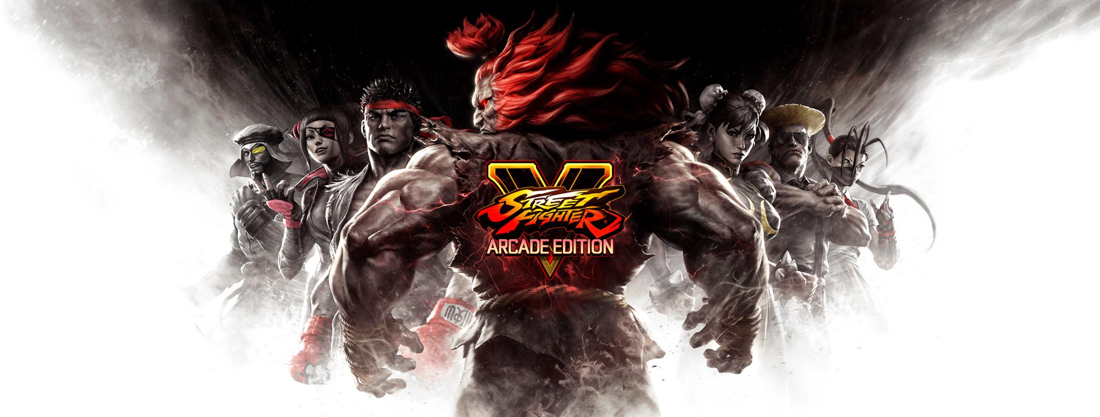 Street Fighter V: Arcade Edition – Recensione