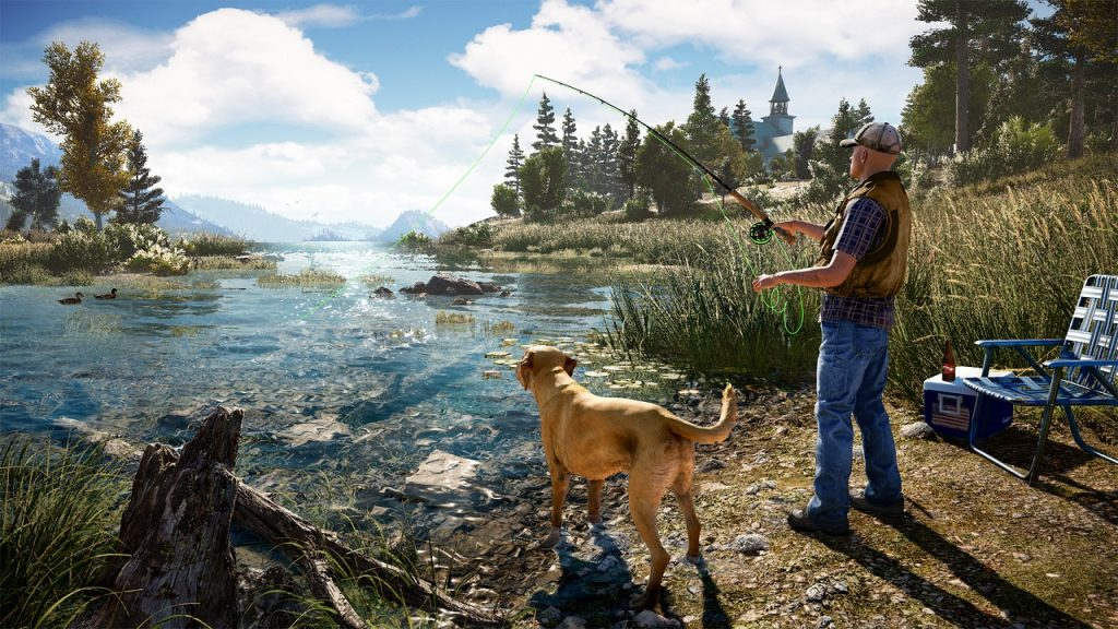 Far Cry 5 si mostra in un nuovo video