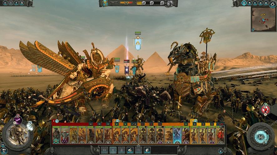 Total War: Warhammer 2, I re dei sepolcri - Recensione