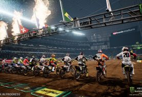 Milestone svela il dietro le quinte di Monster Energy Supercross: The Official Videogame