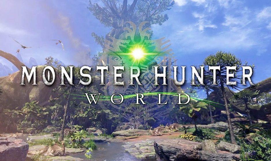 Monster Hunter World si aggiorna su PS4 e Xbox One
