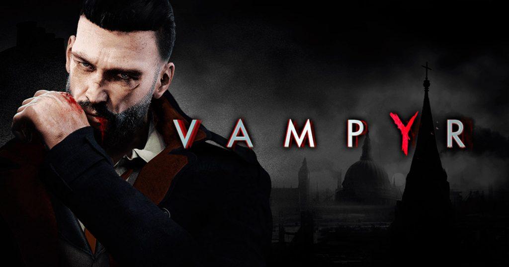 Vampyr trailer lancio