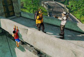 ONE PIECE WORLD SEEKER: sezioni in stile shooter presenti nel gioco
