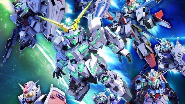 Trailer di annuncio di SD Gundam: G Generation Genesis per Nintendo Switch