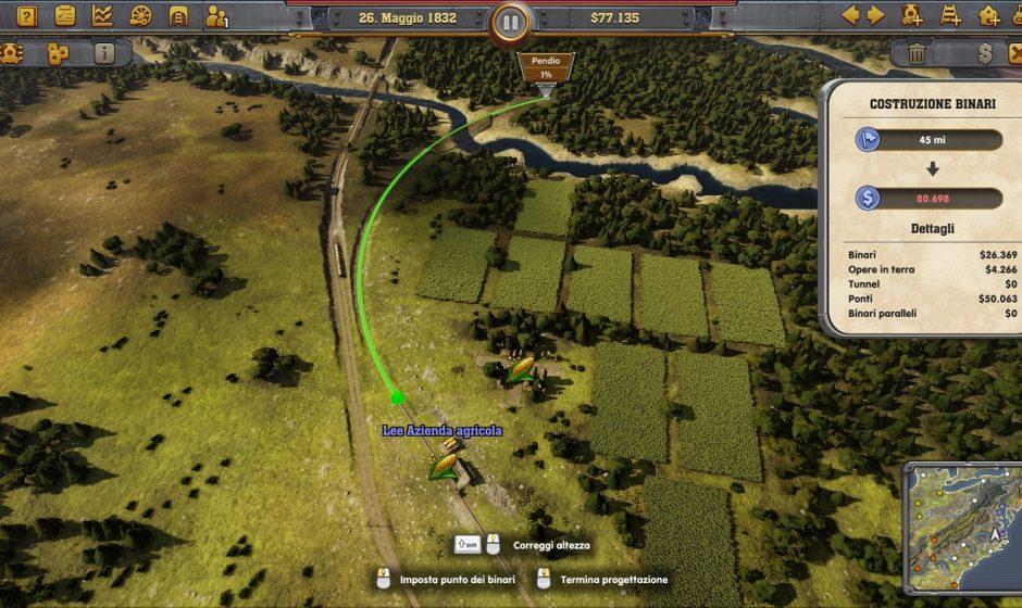 Railway Empire - Recensione