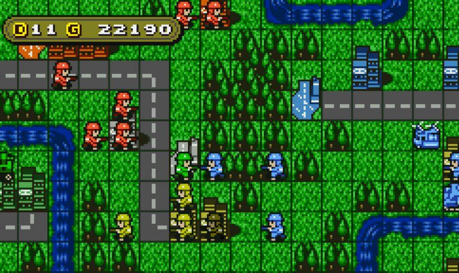 Una fan translation per Super Famicom Wars