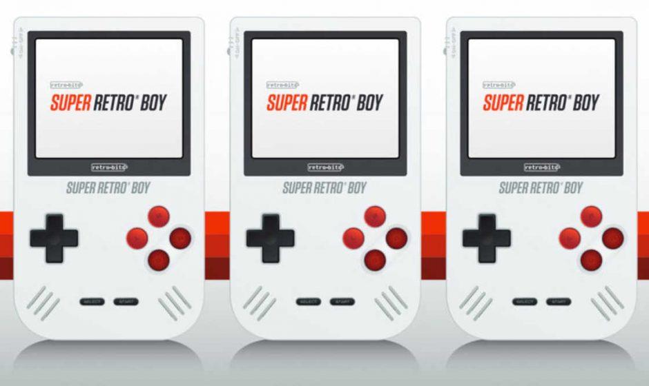Problemi per Super Retro Boy