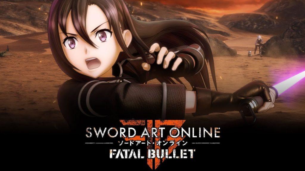 Nuovo gameplay per Sword Art Online: Fatal Bullet