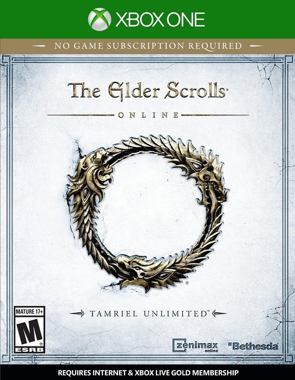 Cover The Elder Scrolls Online