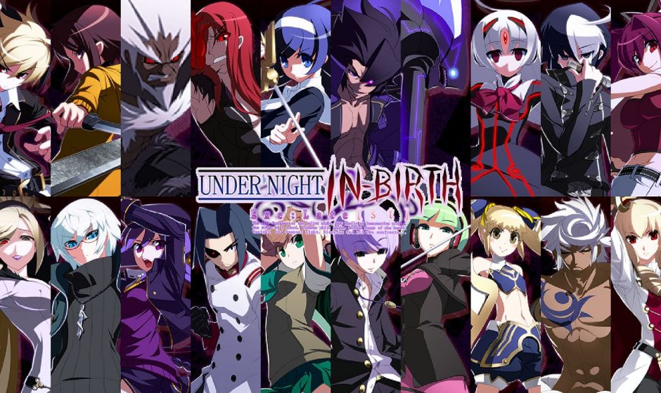 Under Night In-Birth Exe:Latest - Recensione