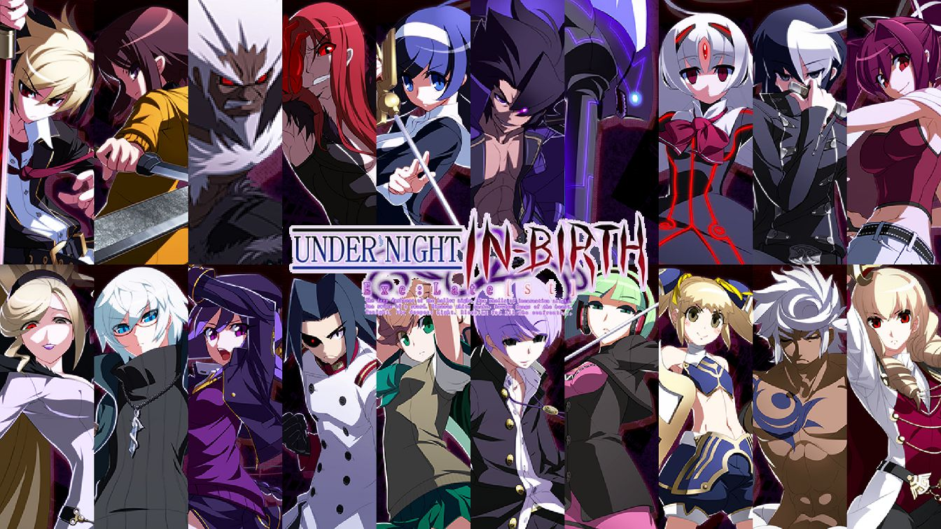 Under Night In-Birth Exe:Latest – Recensione