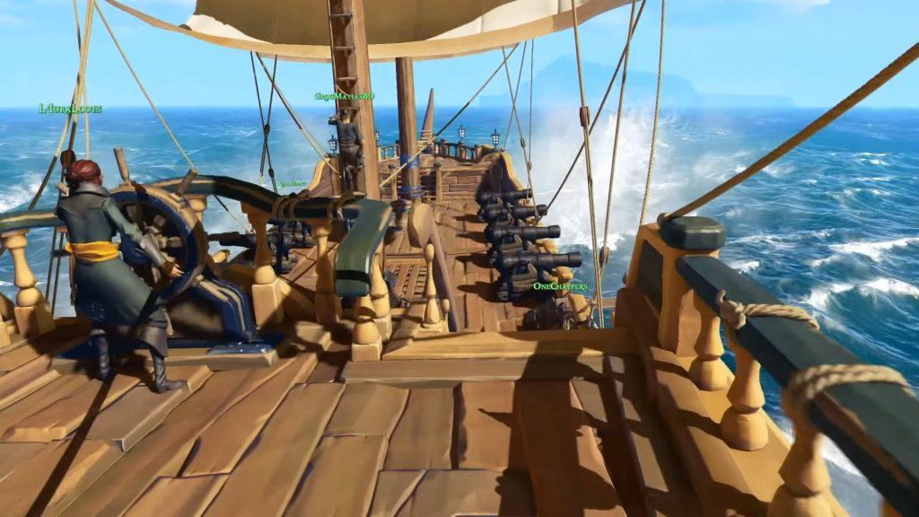 Sea of Thieves: Phil Spencer contro i detrattori - GameSource