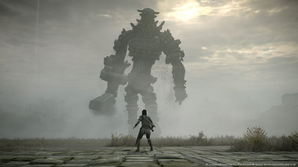Lista trofei di Shadow of the Colossus per PlayStation 4