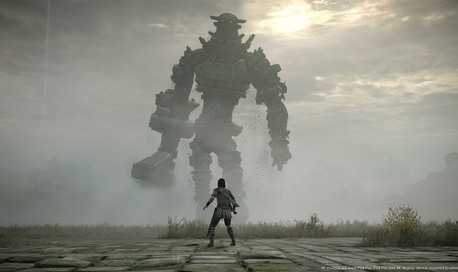 Lista trofei di Shadow of the Colossus per PlayStation 4