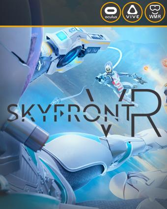 Cover Skyfront VR