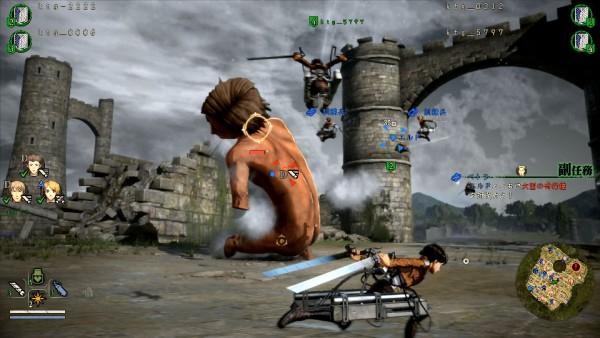 attack on titan 2 multiplayer online
