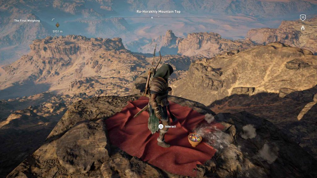 Assassins Creed: Origins Eremi nascosti